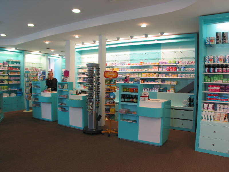 Agencement pharmacie Toulouse