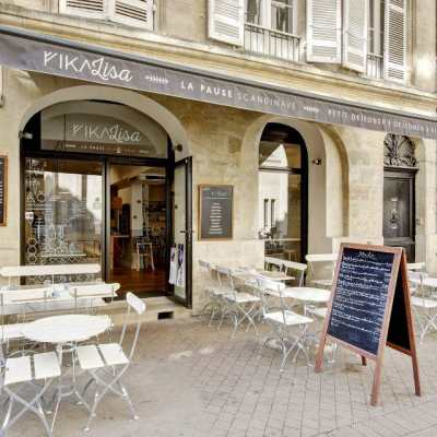 Fika Lisa, restaurant scandinave, rue des trois Conils, quartier Saint André à Bordeaux