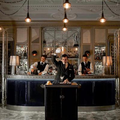 Bar No 5 - The Connaught