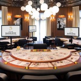 Club Barriere Poker