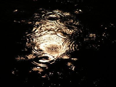 luna reflejada