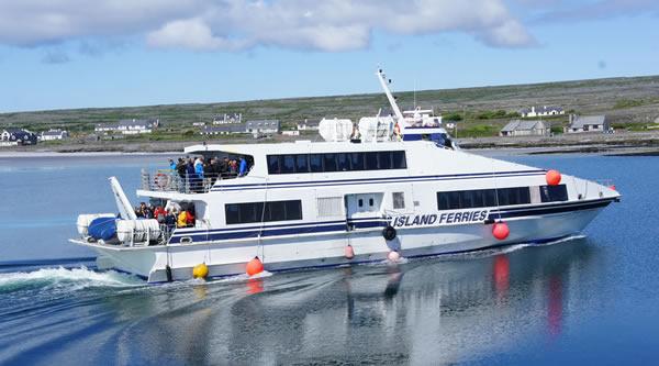 Aran Island Ferries Parking