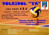liga voleibol