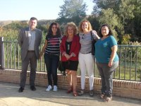 Visita de Diputados al Río Tajo