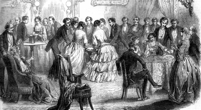 El espiritismo en la época victoriana