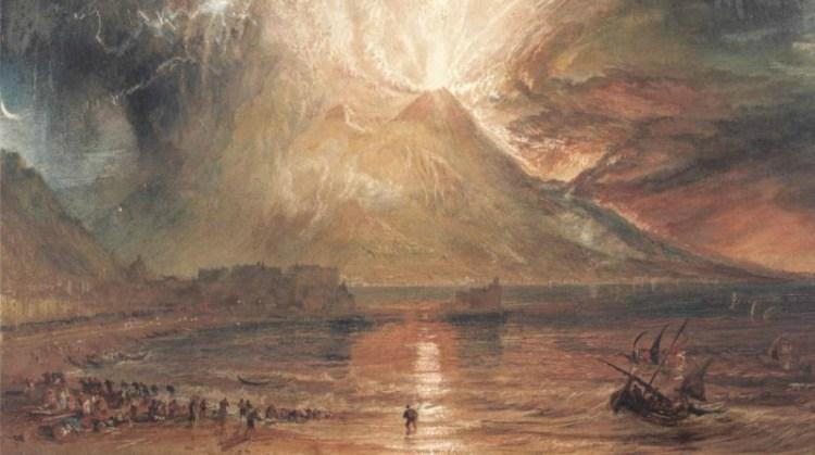 volcan - En una noche oscura y tormentosa...| 1816, el año sin verano
