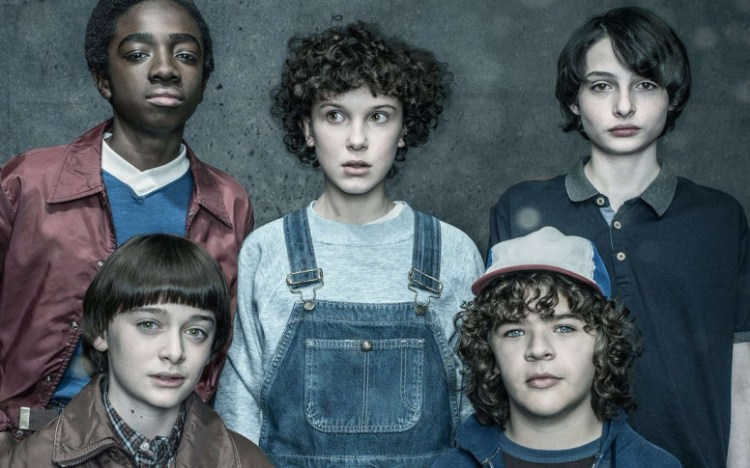 Series de terror: Stranger Things