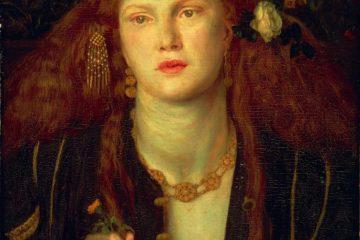 Rossetti BoccaBaciata - Mujeres victorianas | Las mujeres de la hermandad prerrafaelita