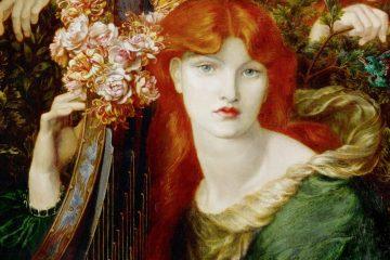 Rossetti - Arte Prerrafaelita | La Hermandad Prerrafaelita