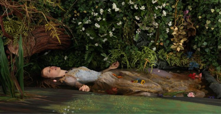 adad hannah blackwater ophelia 1024x531 - Arte Prerrafaelita | La Hermandad Prerrafaelita