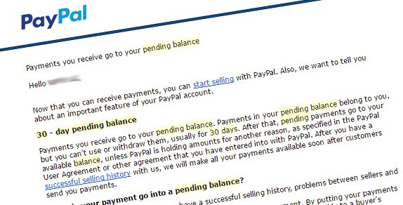 paypal-in-egypt-30-day-pending-balance