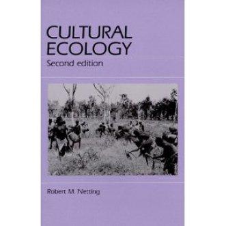 الإيكولوجيا الثقافية