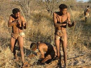 يعتبر الصيد هو البؤرة الثقافية لكثير من القبائل الإفريقية