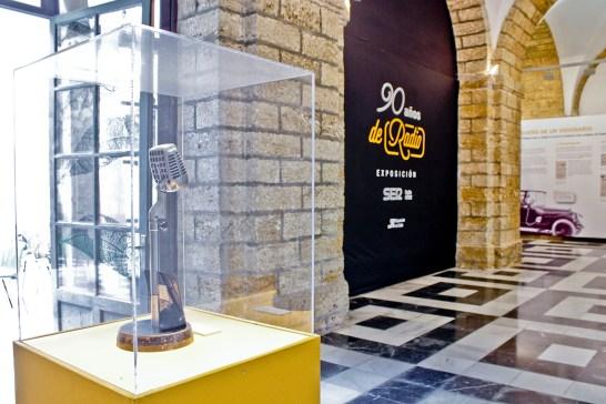 Aniversario de los 90 años de Radio Cádiz, la tercera emisora de España