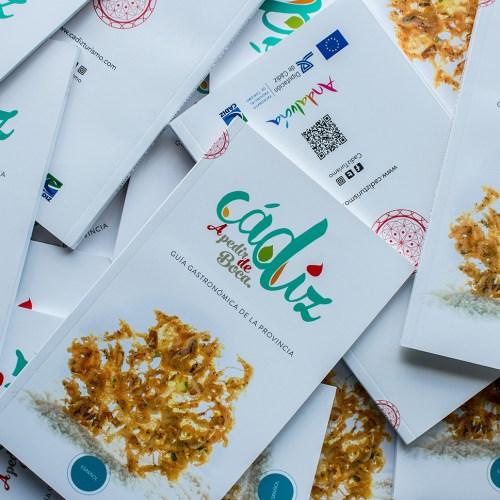 La guia de gastronomia de Cádiz que no te puedes perder