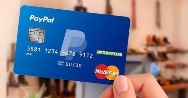 Come Pagare Con Paypal Prepagata Salvatore Aranzulla