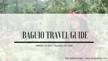 "ALT=""baguio travel guide itinerary"""