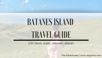 "ALT=""batanes travel guide itinerary budget"""