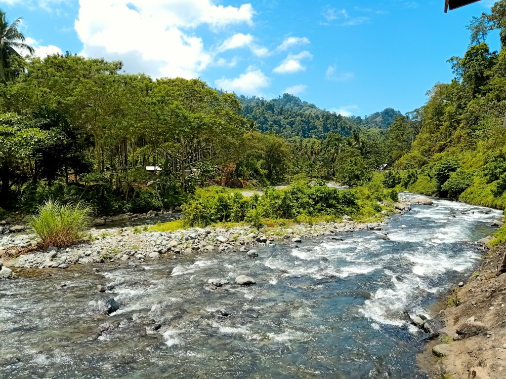 "ALT=""central mindanao travel guide pangi river"""