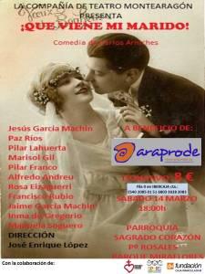 CARTEL QUE VIENE MI MARIDO COMPLETO