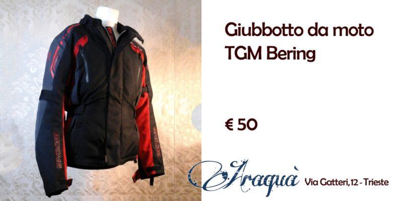 Giubbotto da moto TGM Bering - € 50