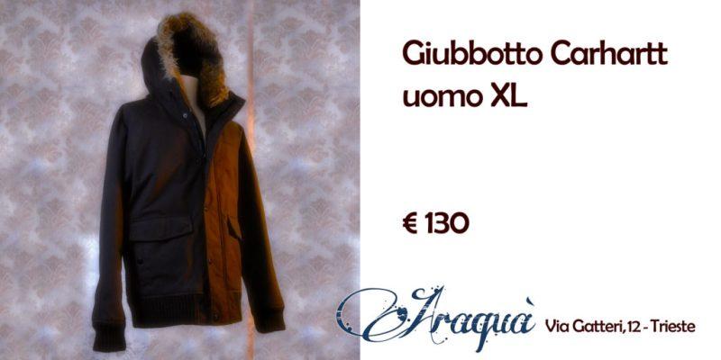 Giubbotto Carhartt uomo XL - € 130