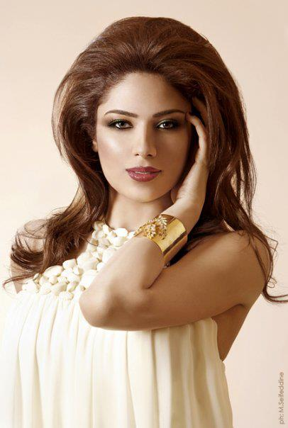 Miss Lebanon 2007 Nadine Njeim