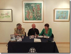 Escritor francés Alain Sicard presentó publicación sobre poesía de Pablo Neruda en Temuco