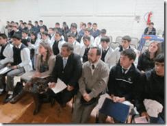 Más de 50 jóvenes debaten sobre Ley de Drogas y de Responsabilidad Penal Adolescente