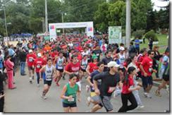 Más de mil runners corrieron por Temuco con el Tour IND