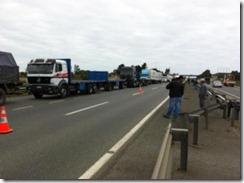 """""""La gran mayoría de los camioneros son pymes,  por lo tanto, tenemos que dejar que puedan recuperar el 80% del impuesto específico al diesel"""""""