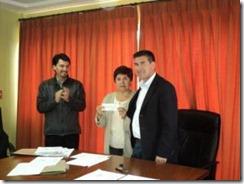 Agrupación de pensionados jubilados de Ercilla reciben aporte