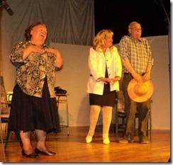 Exitosa presentación de Taller de Teatro de Adultos Mayores en Villarrica