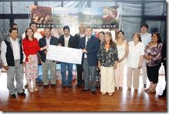 El año pasado se entregaron recursos por $542 millones a instituciones públicas y organizaciones sociales de La Araucanía (1)