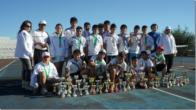 club de tenis unión PLC