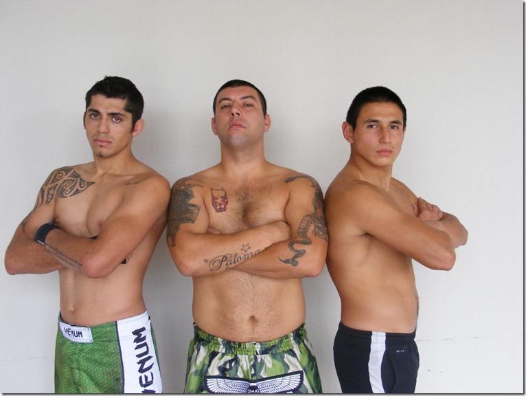 luchadores