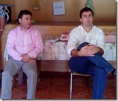 Diego Paulsen y CORE Beltrán