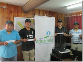 sorteo torneo lican ray