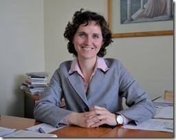 Esther Gómez, directora nacional de Formación e Identidad Santo Tomás