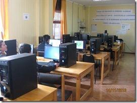 Laboratorio computacion Huiscapi