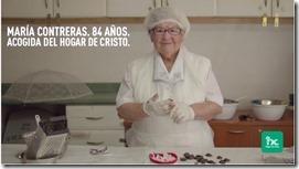 María Contreras- Acogida del Hogar de Cristo