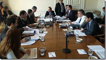 comision constitucion sesion sobre colusion