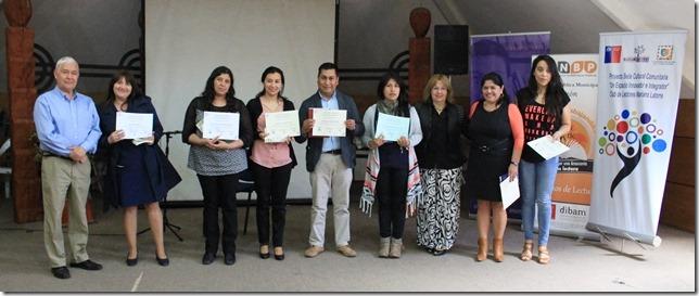 FOTO premiación concurso literario 6