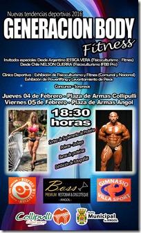 Generacion Body Fitness 2