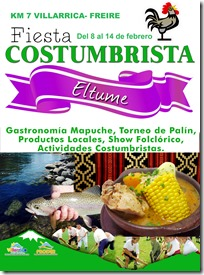 fiesta CAMPESINA ELTUME