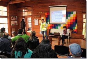 Comunidades Mapuche de Curarrehue abordaron ejecución de mejoramiento en 37 caminos  (1)
