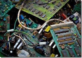 FOTO campaña reciclaje electrónico