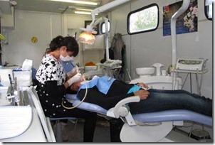 FOTO operativo dental móvil