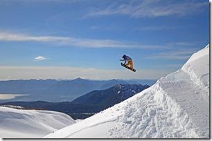 FOTO puconinos centro de ski 2