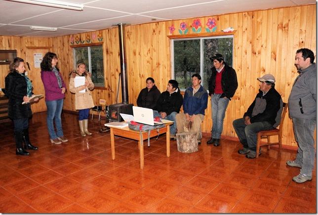 conservación en caminos de acceso a comunidades Miguel Chauquepán y Bernardo Ñanco de Victoria (1)